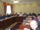 Заседание Совета контрольно-счетных органов при Контрольно-счетной палате КБР и расширенное заседание Президиума Совета контрольно-счетных органов при Контрольно-счетной палате КБР (7 апреля 2016 года)